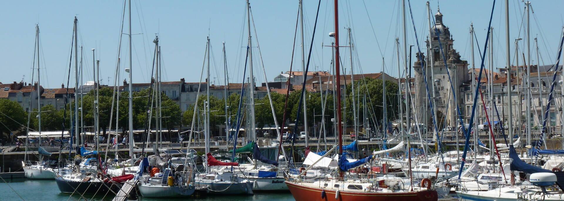 Segelboote im Alten Hafen - © FDHPA 17