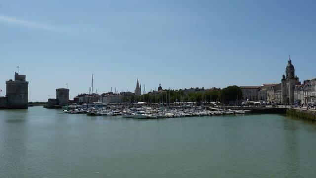 Die Türme von La Rochelle / ©FDHPA 17