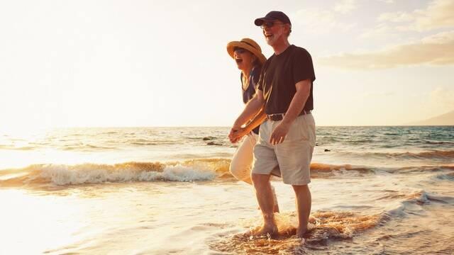 Couple en bord de mer - ©Shutterstock