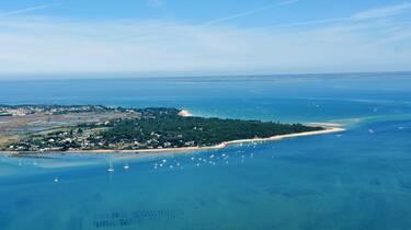 Luftbild der Ile de Ré © FDHPA 17