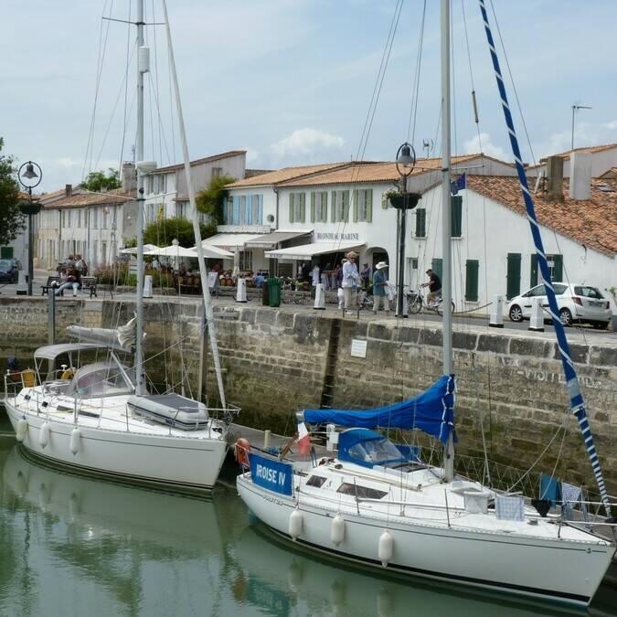 Der Hafen von Ars en Ré © FDHPA 17