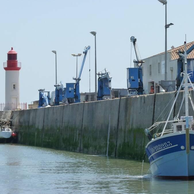 Der Fischereihafen La Cotinière © FDHPA 17
