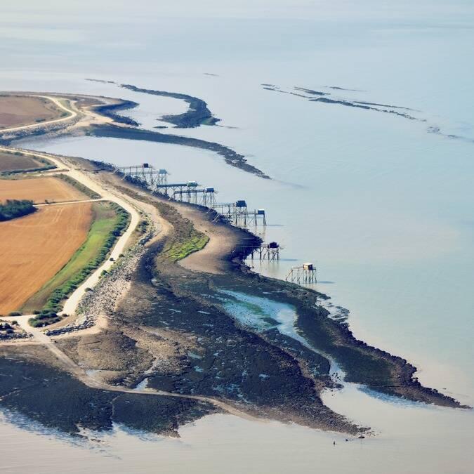 Luftbild der Ile Madame - ©FDHPA17